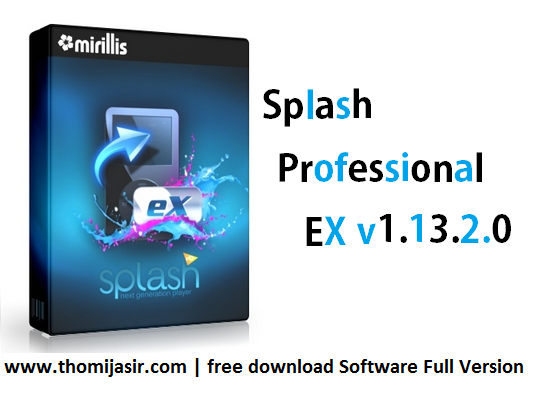 Free Download Splash PRO EX 1.13.2.0 Full Version