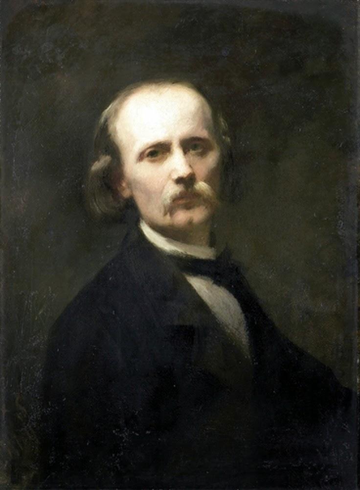 Johann Georg Schwartze, Self Portrait, Portrais of Painters
