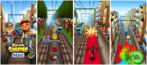 Subway Surfers V1.12.1 Для Android 2013