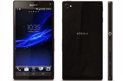 Review Spesifikasi Smartphone Android Sony Xperia C