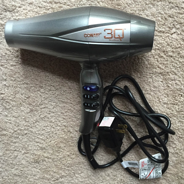 #ConairDoItYourSelfie, Infiniti Pro by Conair 3Q Styling Tool, True Glow by Conair Sonic Skincare Solution, hair, haircare, blowdryer, hairdryer
