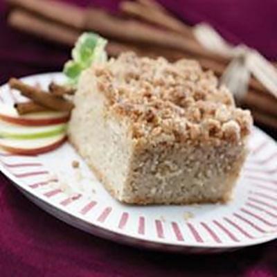 Apple Spiced Crumb Cake