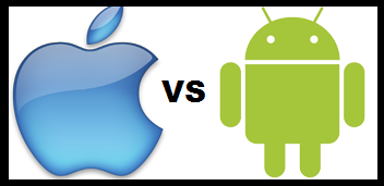 Android vs iPhone comparison