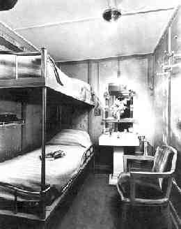 3rd Class Cabin