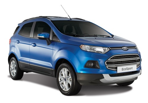Ford EcoSport Trend with Urban pack