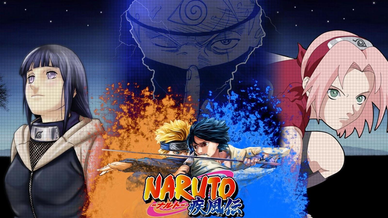 wallpapers hd for mac: Naruto Shippuden Wallpaper HD