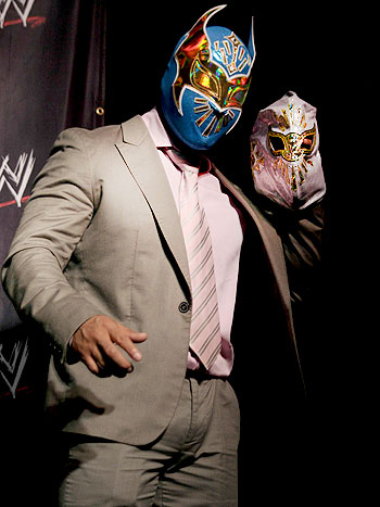 sin cara face. who is sin cara wrestler