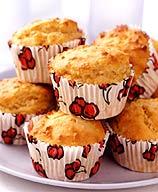 Muffins de Avena a la Naranja