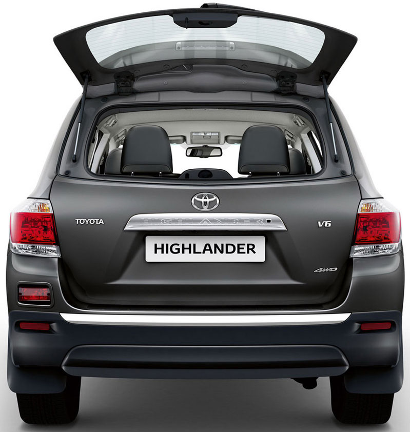Pictures Of Toyota Highlander: CAR SERIES: 2011 Toyota Highlander Offers New Cars