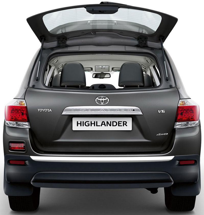 Toyota Highlander Reviews: CAR SERIES: 2011 Toyota Highlander Offers New Cars