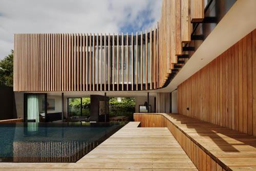 Kooyong House Terrace