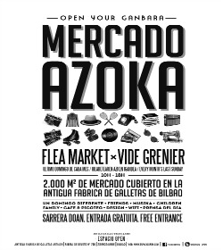 mercado OPEN YOUR GANBARA BILBAO