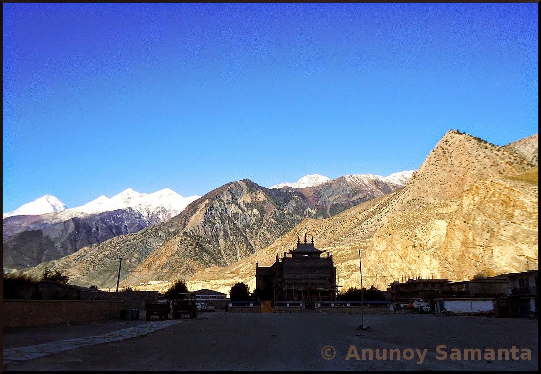 A Himalayan Monastery