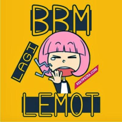 Gambar DP BBM Lemot