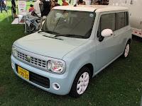 Suzuki Lapin - Subcompact Culture