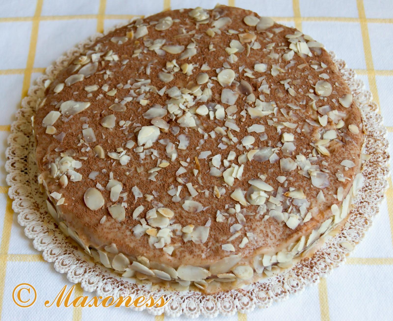 Торт «Стефания». Балканская кухня