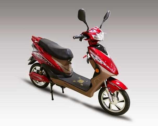 Moto Electrica Scooter Electrico Yustavo $385.000
