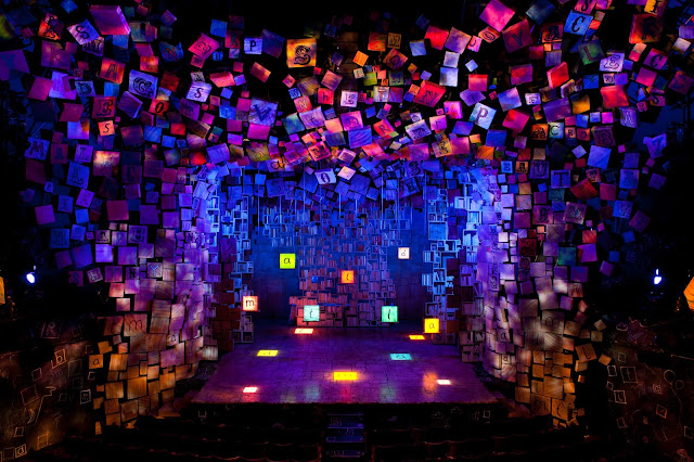 Musical Matilda na Broadway em Nova York