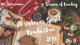 Christmas Spirit Readathon 2019