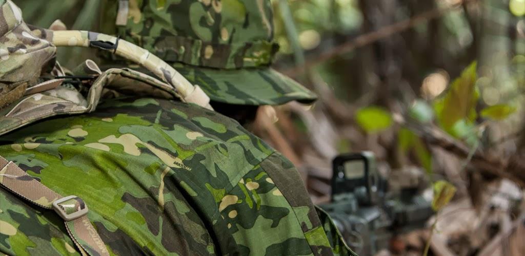 Nuevo uniforme desértico español - Análisis, opiniones MultiCam+Tropic