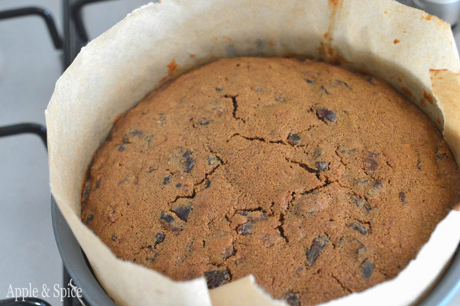 Gluten Free Apple Cake From Mix