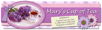 Mary's Cup of Tea