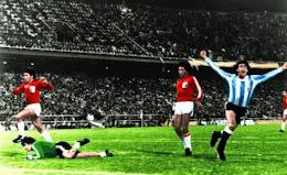 Argentina 6x0 Peru - 1978
