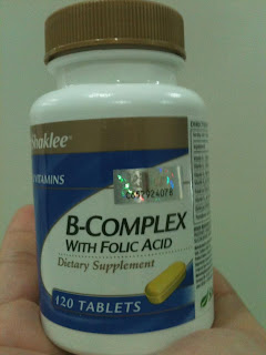 Asid Folic, b complex