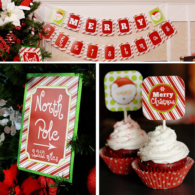 Karas Party Ideas Holly Jolly Christmas Party Karas