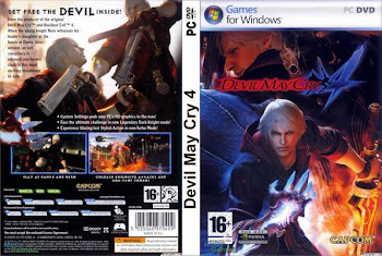 Devil may cry 4 (2DVD) action