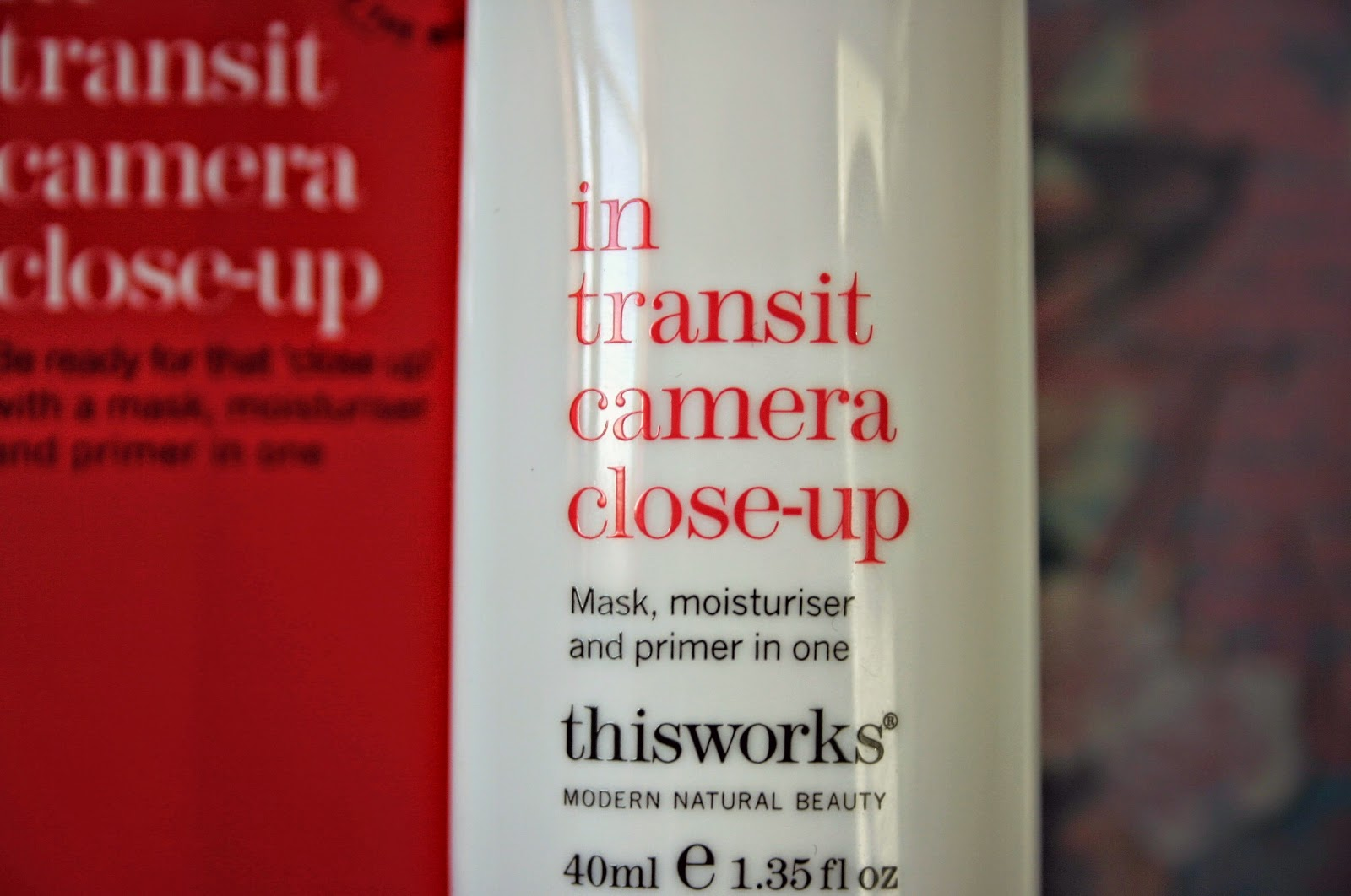 This Works – In Transit – Camera Close Up