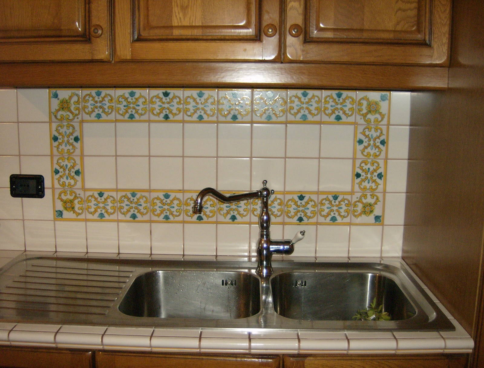 Ceramiche Gurreri - Sciacca: cucine in muratura