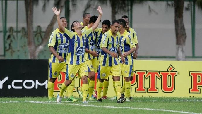 48 horas depois de enfrentar o Guaraju, Horizonte já joga contra o Crato.
