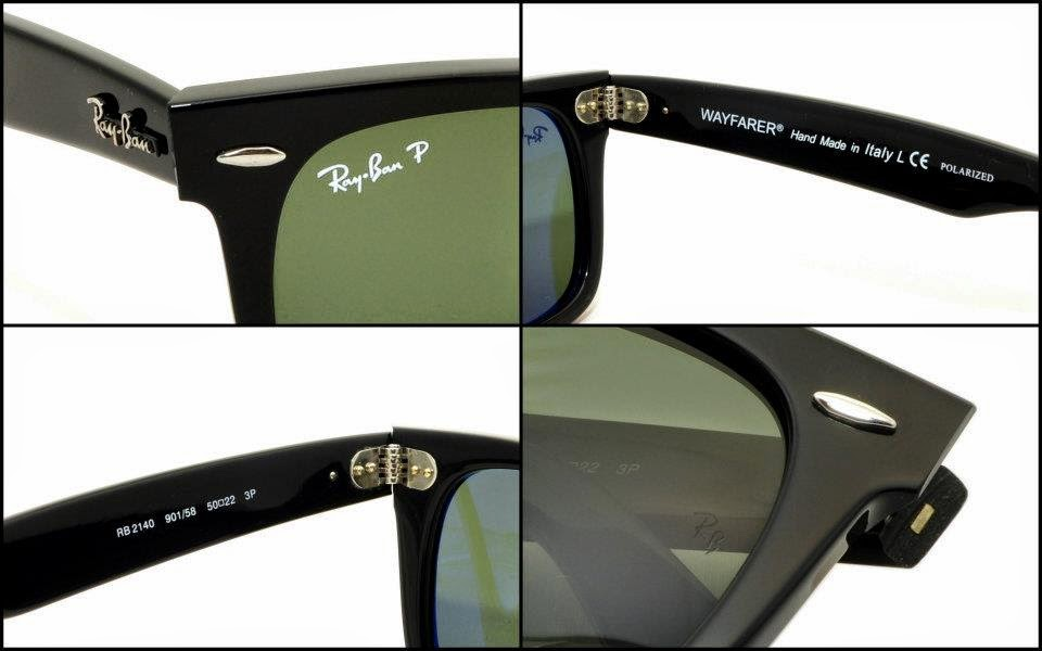 ray ban 2140 wayfarer polarized  MY GLASSES GALLERY: ORIGINAL RAY BAN 4105 FOLDING CLASSIC (BLACK)