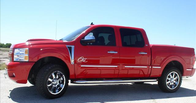 Conversions For Sale Listings 2013 Chevy Silverado 1500