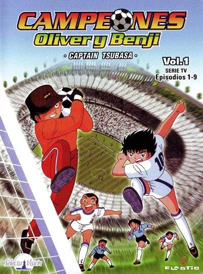 Los Super Campeones Serie Completa Audio Espaol Latino Descargar 