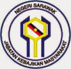 Jawatan Kerja Kosong Jabatan Kebajikan Masyarakat Negeri Sarawak logo