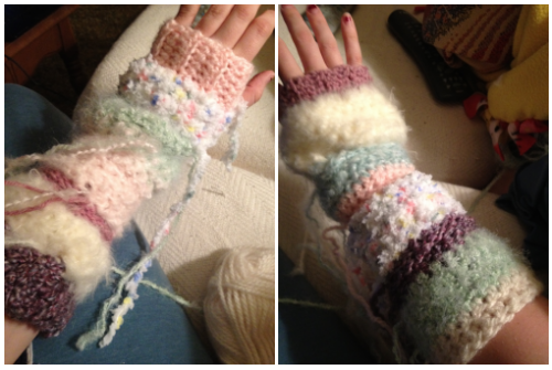 Fairy-Kei Mitts