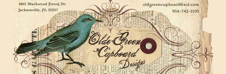 Olde Green Cupboard Designs