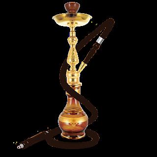 SAHARA SMOKE ANUBIS HOOKAH