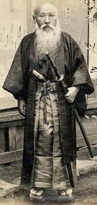 Fotografías de los últimos Samuráis