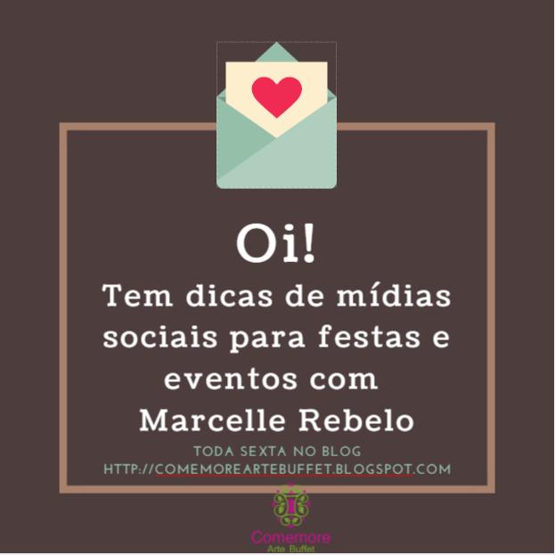 Toda sexta tem RSVP online com Marcelle Rebelo, da Biblio Ideias