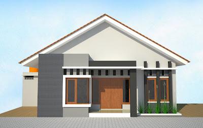 Gambar Bentuk Rumah Sederhana