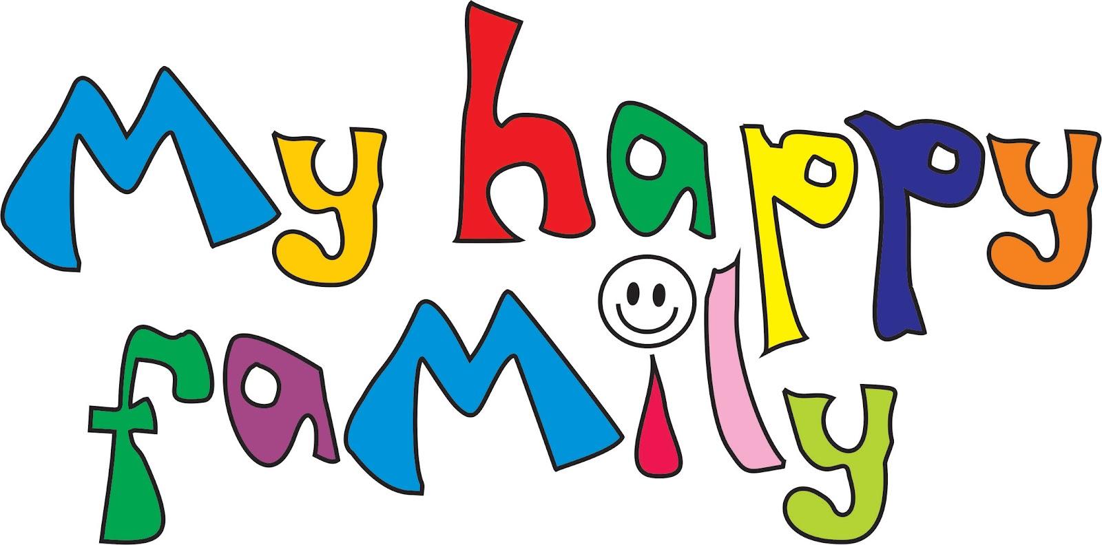 Family Logo - Logo My Happy Family