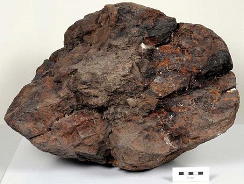 meteorito de los druidas