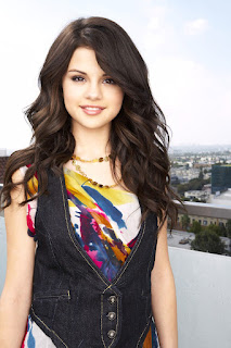 Hollywood Singer and Actress Selena Gomez