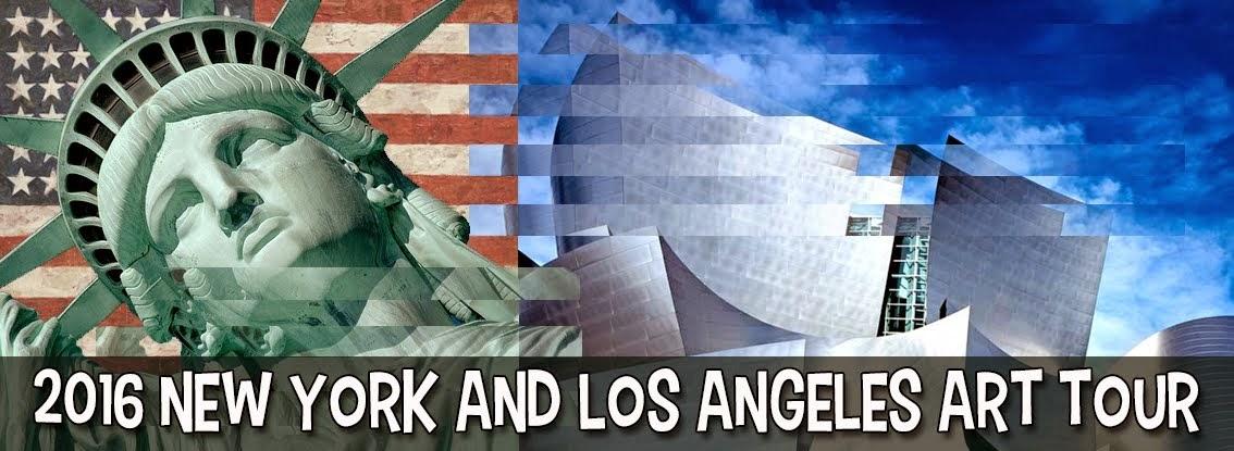 New York & LA Art Tour