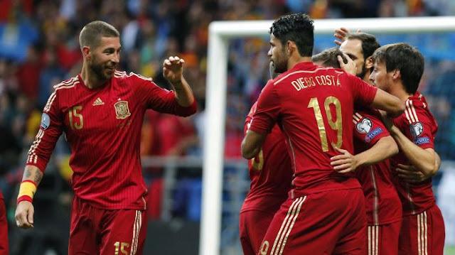 Las teles españolas pasan de la Euro