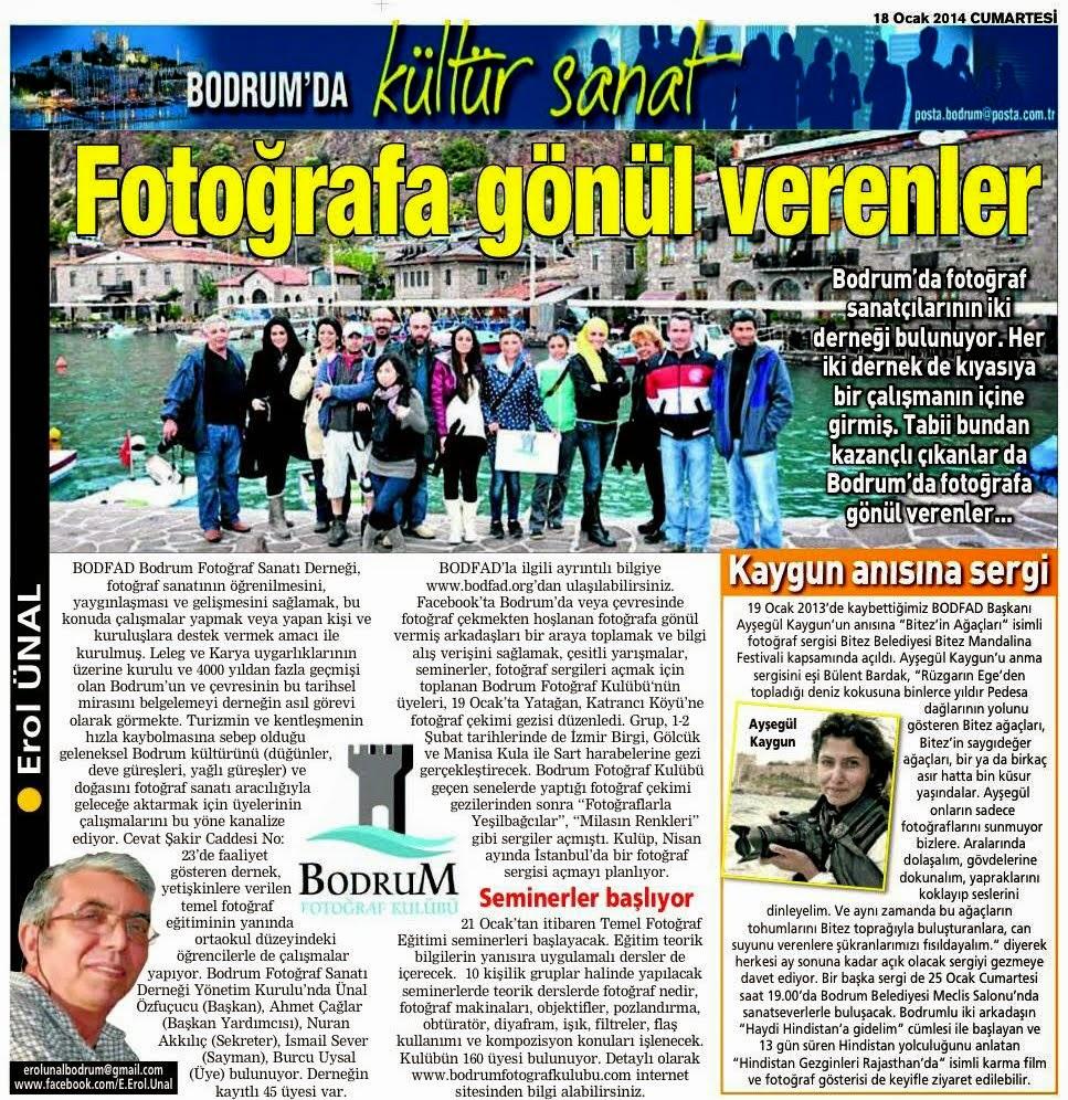 27 FOTOGRAFA GÖNÜL VERENLER