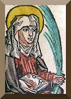 Saint Alphais of Cudot